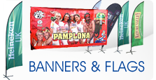 Banner and flag printing